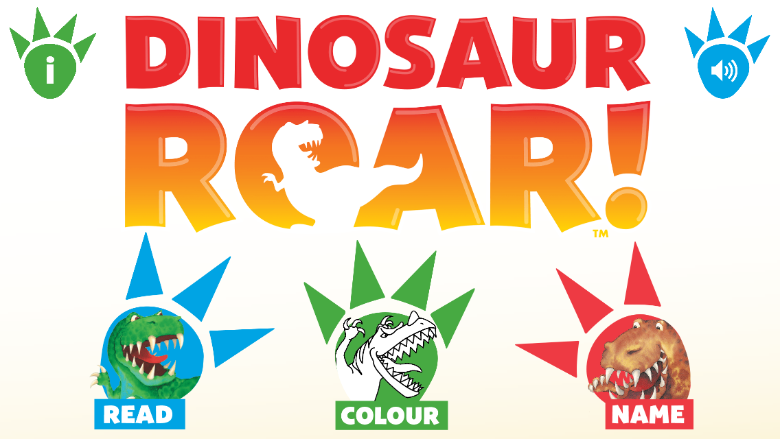 Life Unexpected: The Dinosaur Roar! App Review