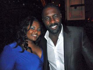 Idris Elba & Yasmine Arrington