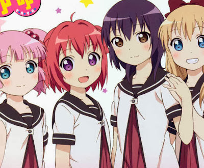 Yuru Yuri Season 1 Subtitle Indonesia