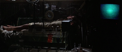 Susan's impregnation in Demon Seed (1977)