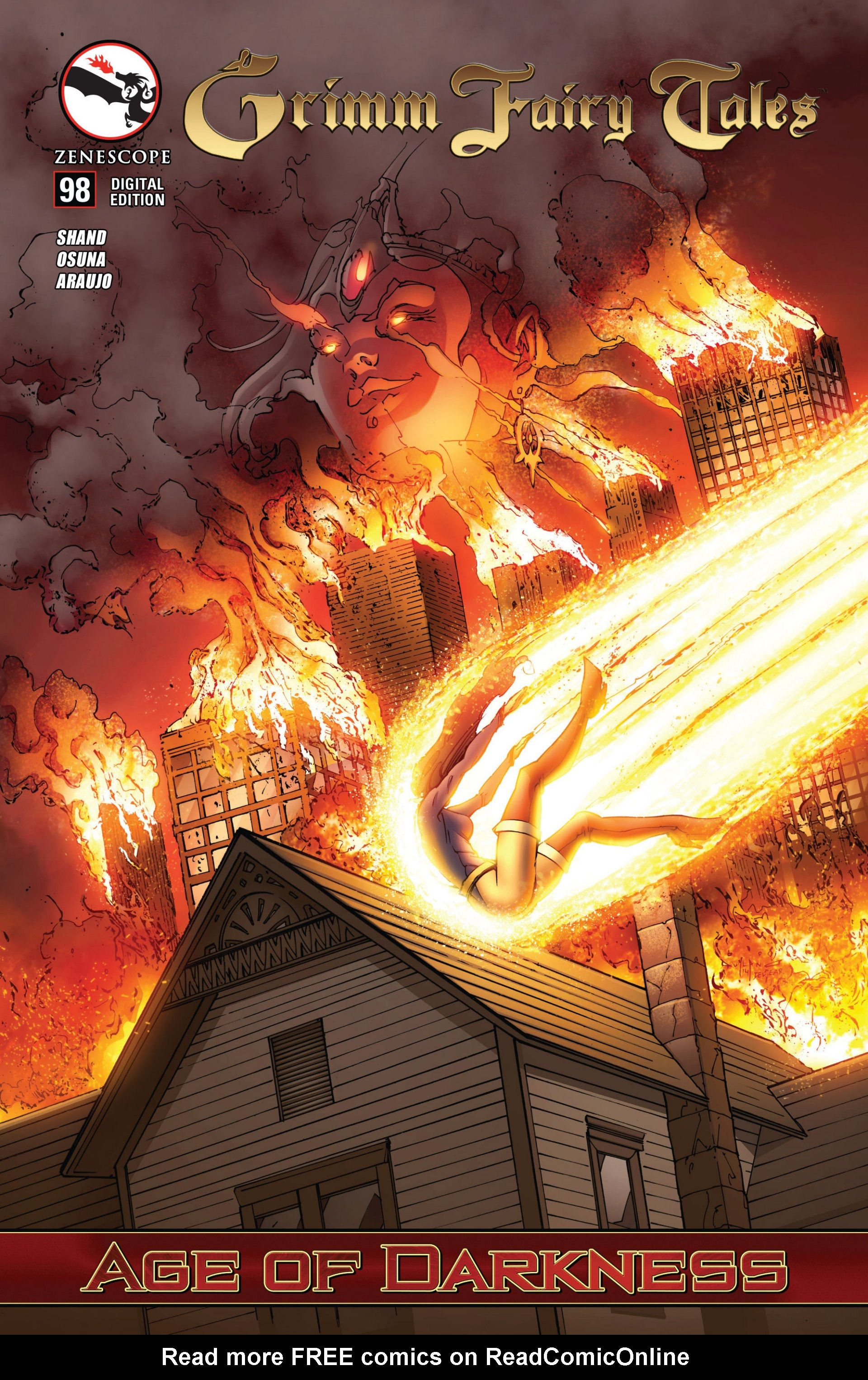 Grimm Fairy Tales (2005) Issue #98 #101 - English 1