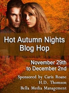 Hot Autumn Nights Blog Hop