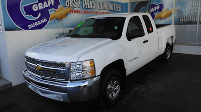 Certified Pre-Owned 2013 Chevrolet Silverado for Sale in Gaines, MI