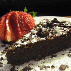 Garbanzo Bean Chocolate Cake (Gluten Free!) Recipe