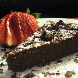 Garbanzo Bean Chocolate Cake (Gluten Free!) Recipe