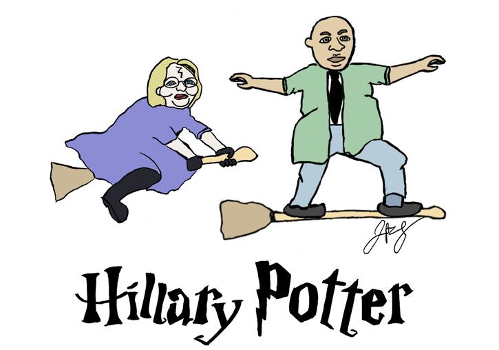 Clinton Booker Fan Fiction by Jeremy Pegg