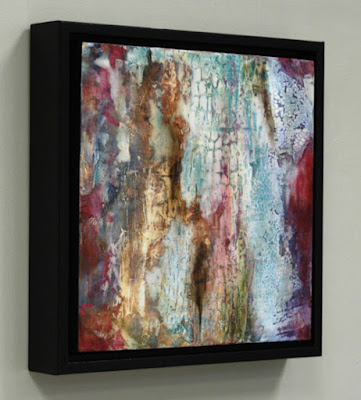 abstract painting by Sandra Duran Wilson