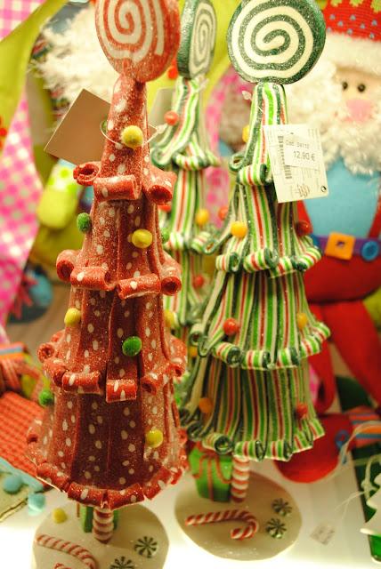 Árbol de navidad golosinas