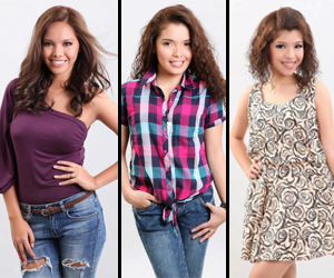 x factor philippines, top 3 girls, photos, pictures