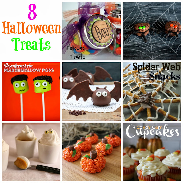 8 halloween treats roundup