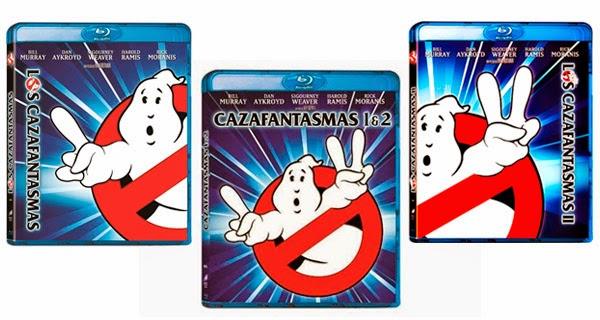 Cazafantasmas: Versiones remasterizadas del 30º aniversario