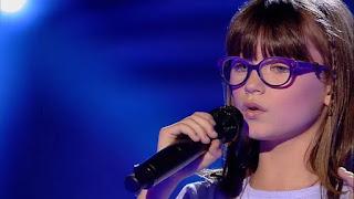 Charlotte canta I dream a dream