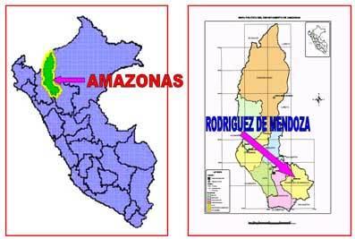 MI PARROQUIA-PROVINCIA: RODRÍGUEZ DE MENDOZA (AMAZONAS - PERÚ)