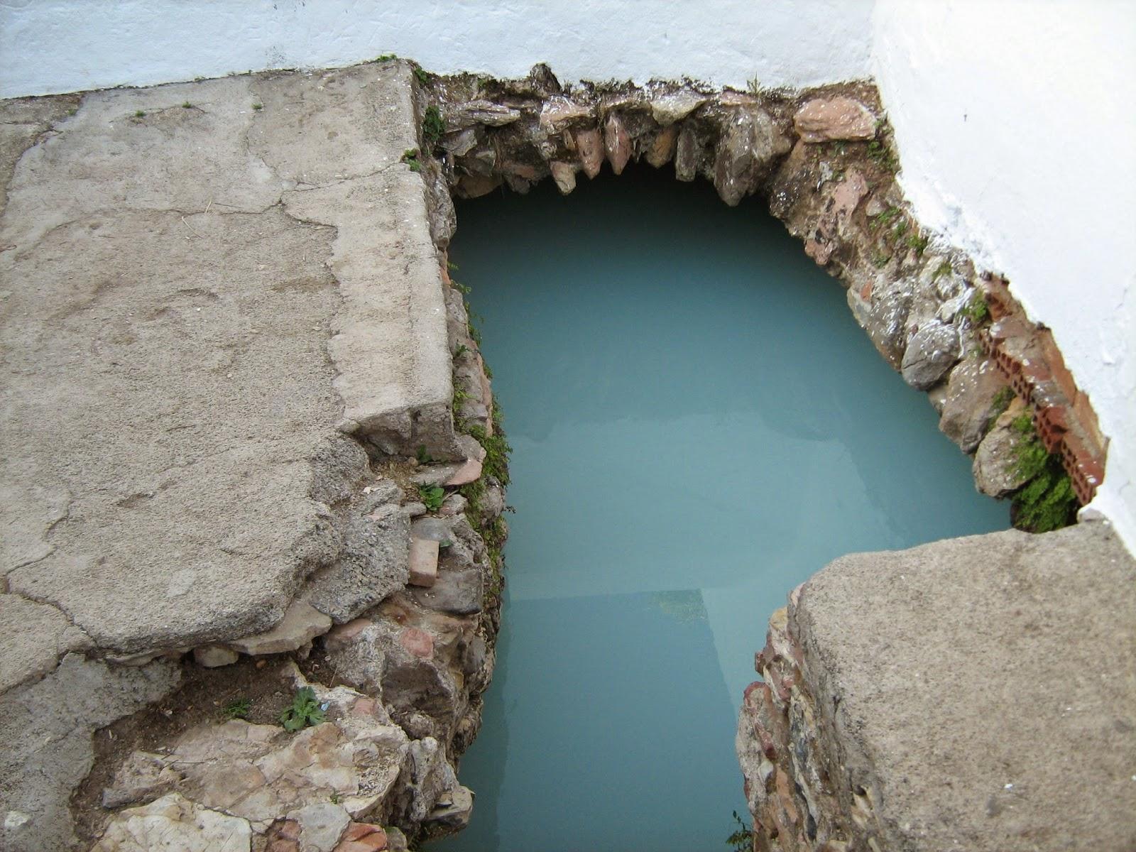 Baños Romanos De Manilva:DE SENDEROS: Canuto de la Utrera-Río Casares-Baños de la Hendionda