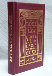 Os Livros Da Lei 777