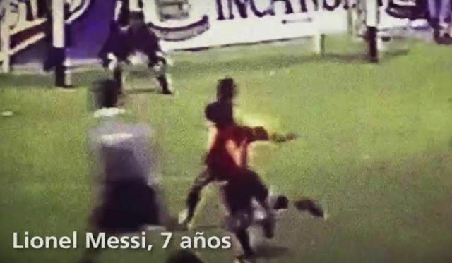 YPF repite con los pequeños Lavezzi, Gago y Messi