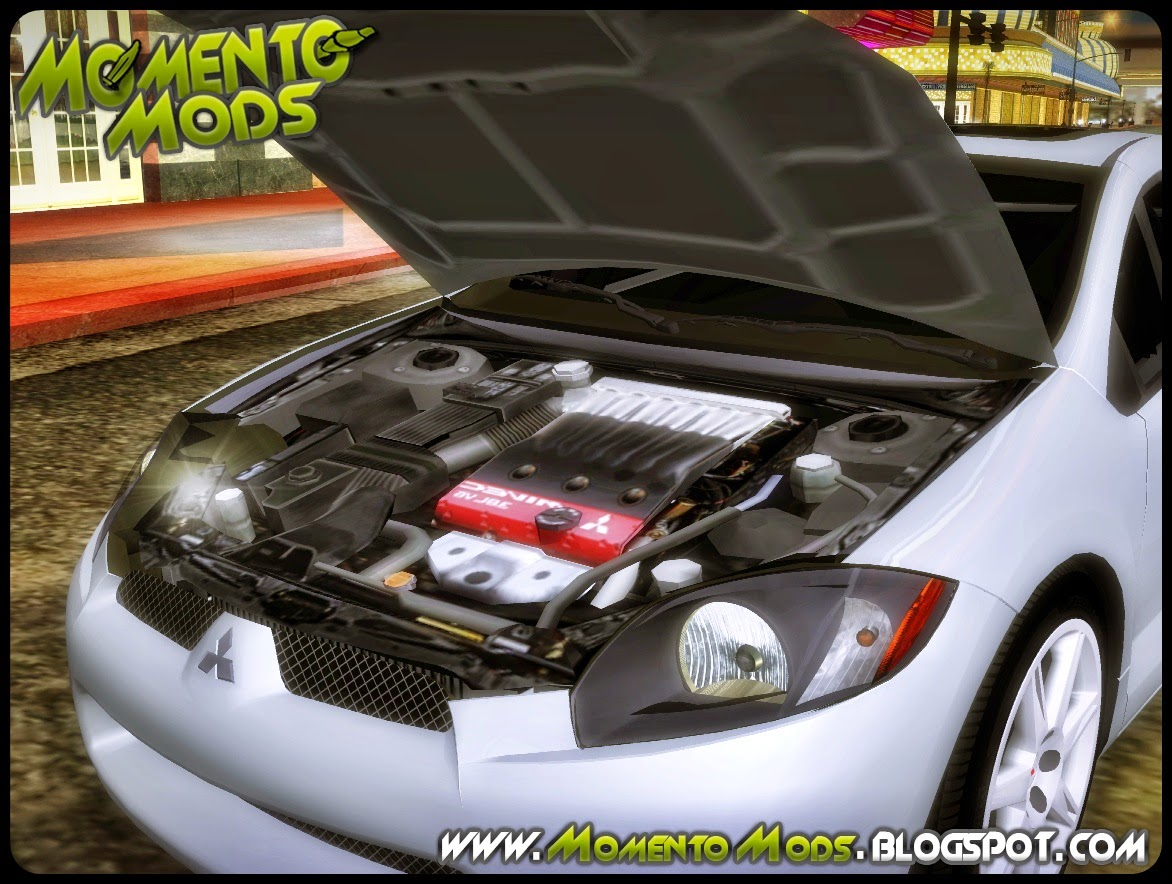 GTA SA - Mitsubishi Eclipse 2006