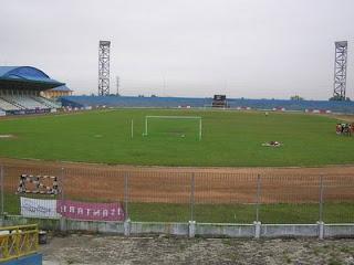 Sejarah Berdiri Stadion Kaharudin Nasution (Rumbai)