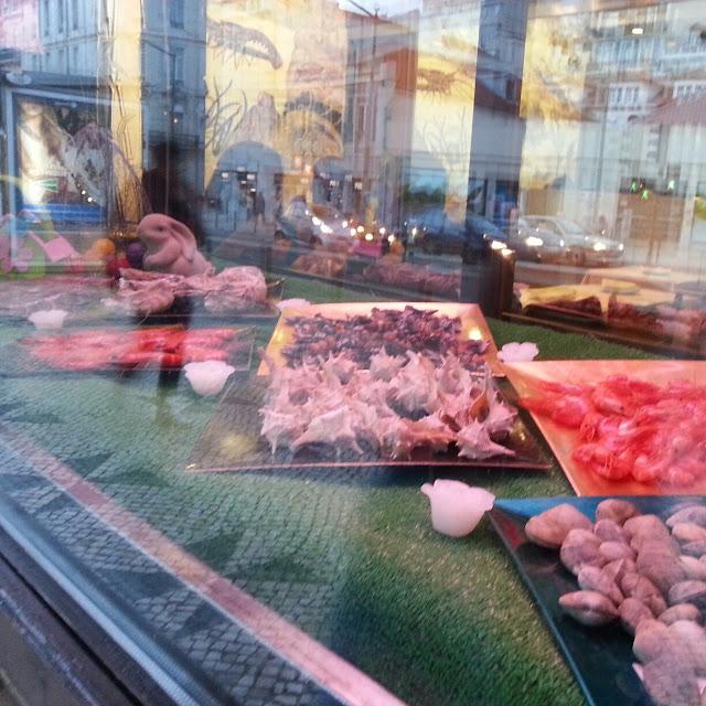 Seafood and more at O Ramiro Lisbon Portugal