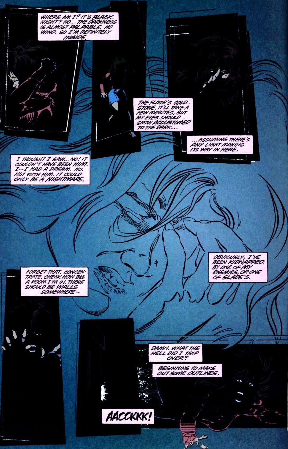 Deathstroke (1991) Issue #28 #33 - English 22