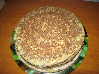 torta shahmat