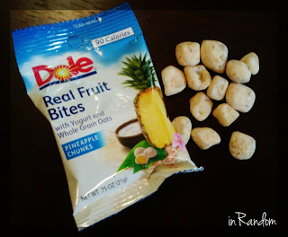 dole fruit bites