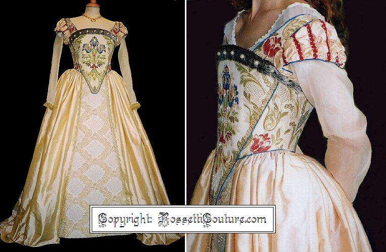 elizabethan era dresses - photo #31