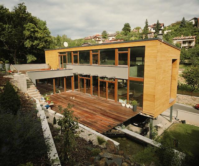 Atrium, Villa H
