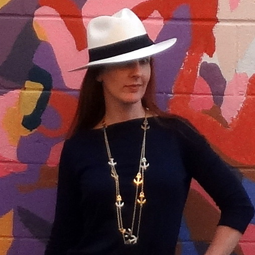 How to wear a panama hat