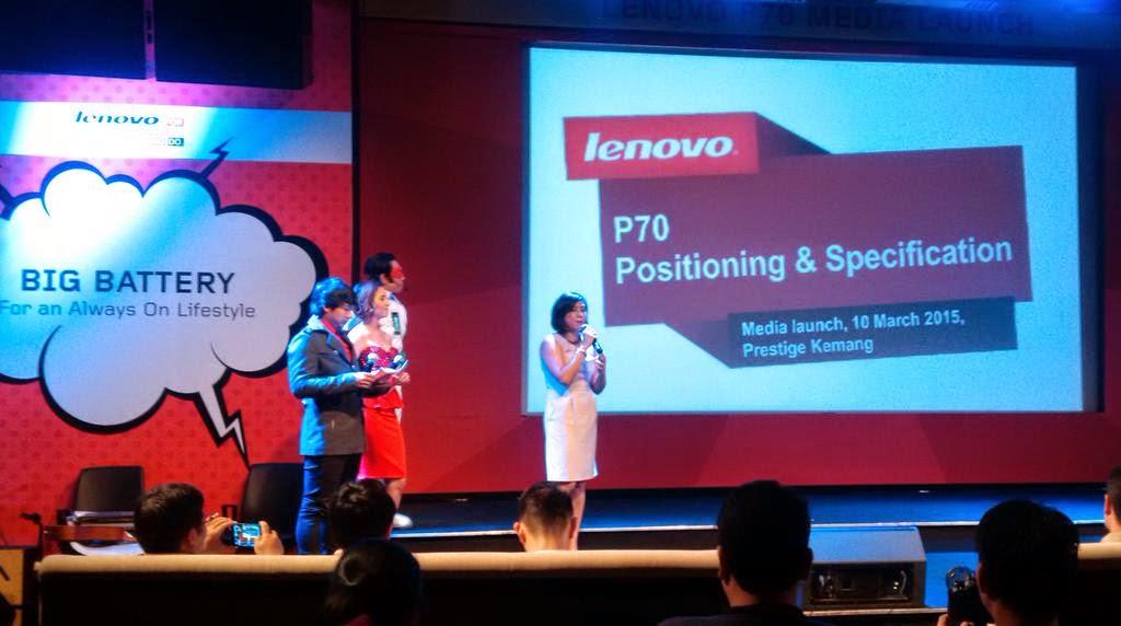 Harga Lenovo P70 Terbaru 2016