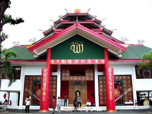Masjid Cheng Ho - Surabaya - Jawa Timur