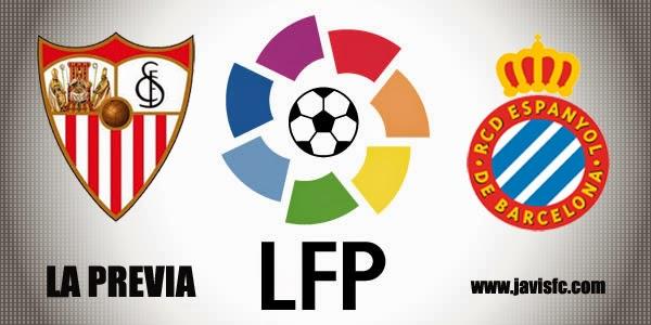 Previa Sevilla FC Vs RCD Espanyol
