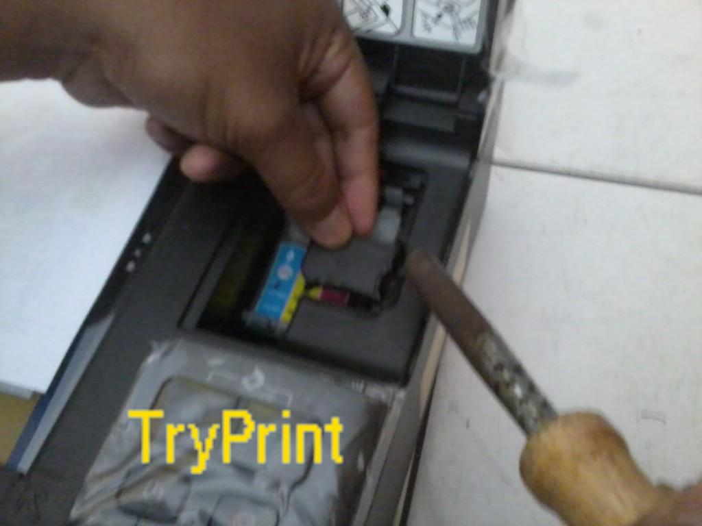 Gambar Infus Printer Epson TX121