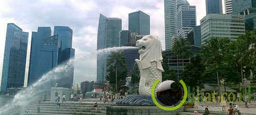 Singapura pemberi utang terbesar