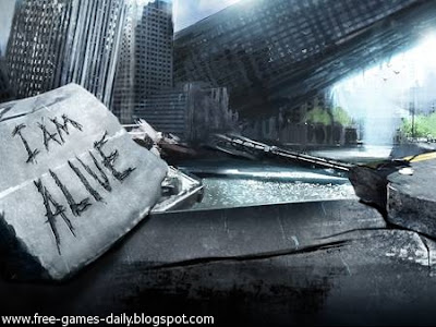 i am alive game