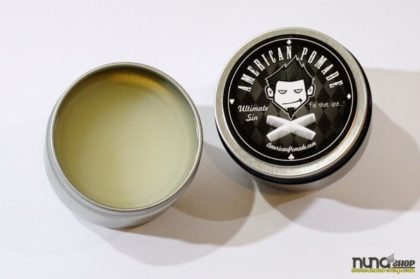 Detail Produk American Pomade Ultimate Sin