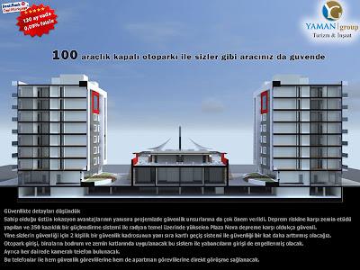 Denizbank-Yaman Group Mortgage işbirliğiyle İzmir Bornova'da satılık konutlar