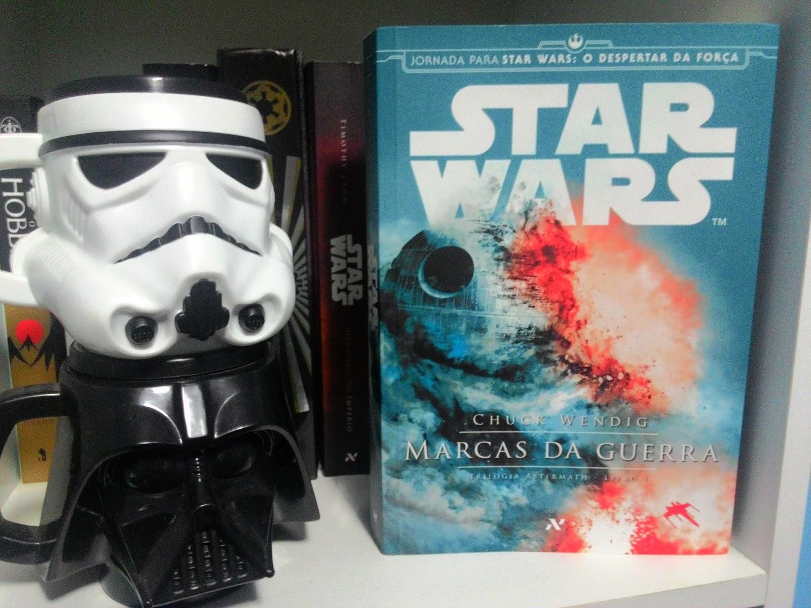 Filme Marcas Da Guerra inside star wars: marcas da guerra, de chuck wendig | inexorável nerd