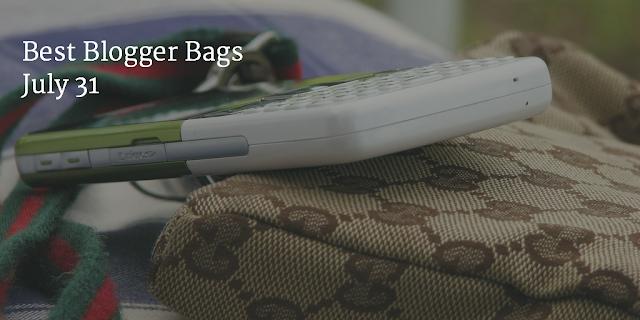 Best Blogger Bags July 31 - photo credit Conan Flickr - Hello, Handbag