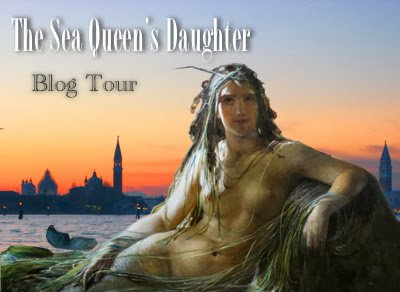 sea queen's daughter blog tour