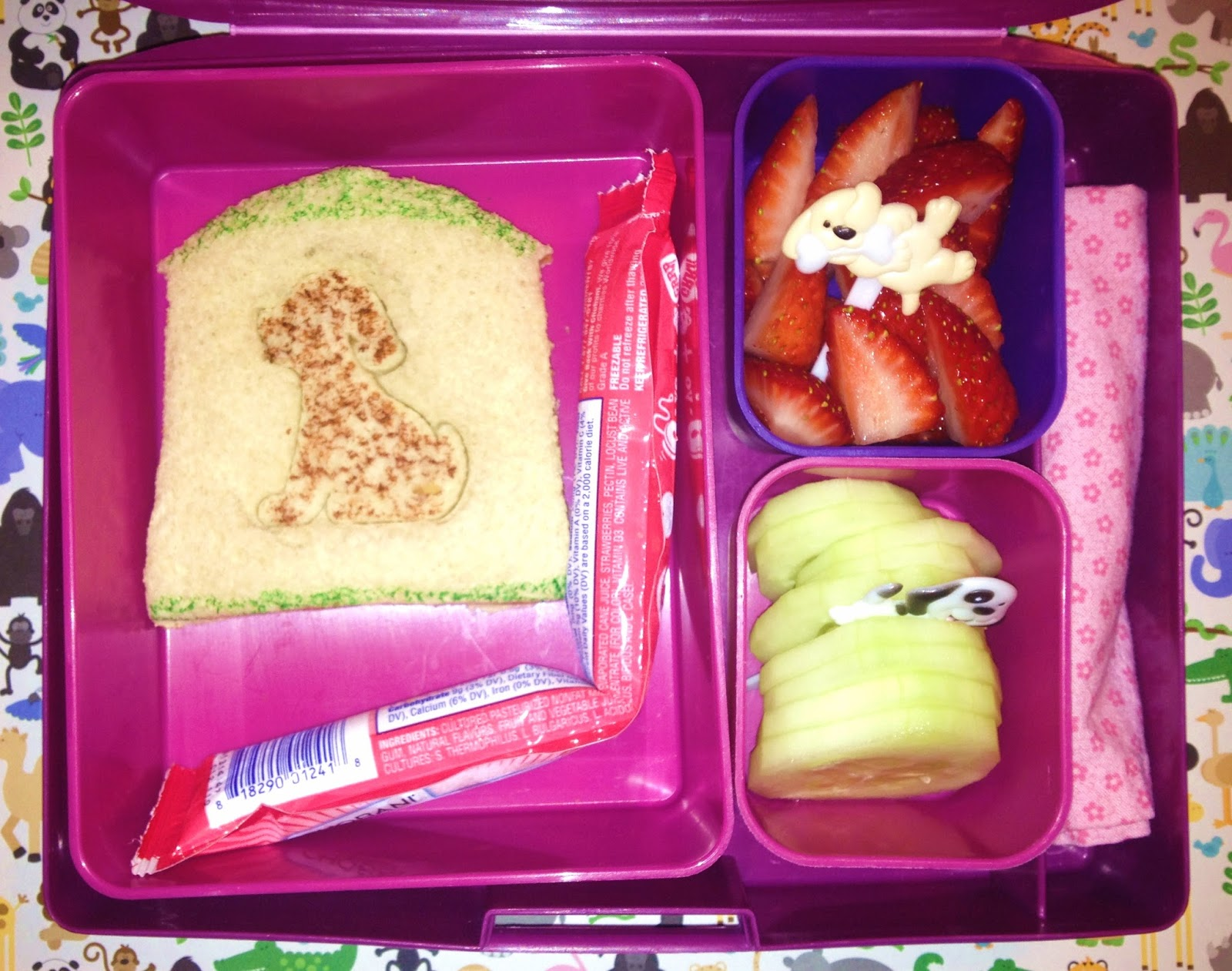 molly 39 s lunch box day 4 of school. Black Bedroom Furniture Sets. Home Design Ideas