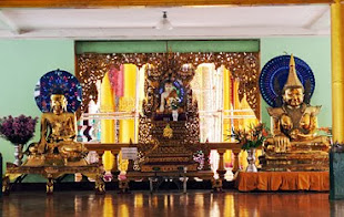 Small Buddha Temple