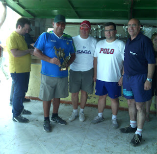 Club de Tiro Aranjuez tirada Quismondo