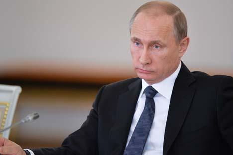 Πούτιν κατά ΗΠΑ για τις συλλήψεις στη FIFA