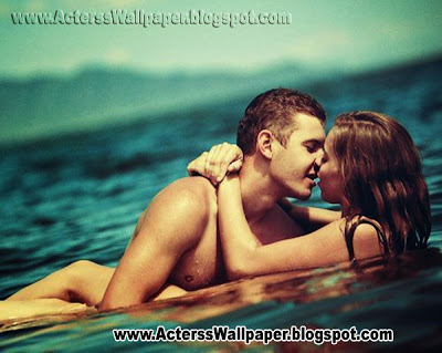 Couple Cute Hot Kiss 2014 Couple Kiss HD 2014 2015 Wallpapers Images