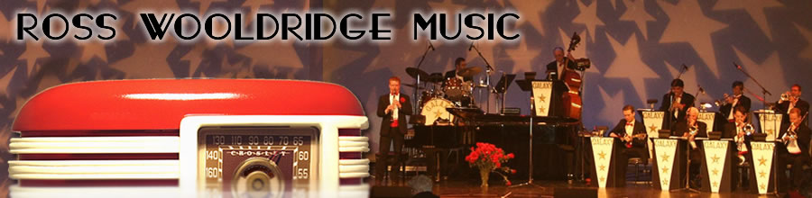 Ross Wooldridge Music - Professional Performance and Musical Services