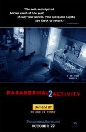 Actividad Paranormal 2 (2010) Online