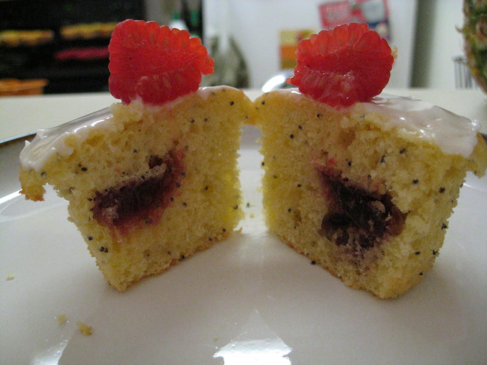 Lemon cake mix recipes with raspberry