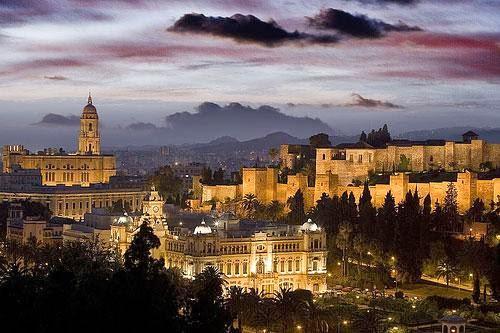 Málaga la bella