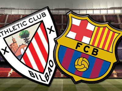 Athletic de Bilbao vs Barcelona vivo